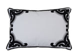 Coogee Pillow Cushion Black