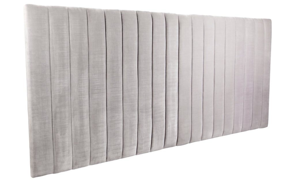 Broadway Headboard Queen Grey