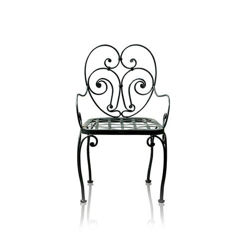Chateau Wrought Iron Carver