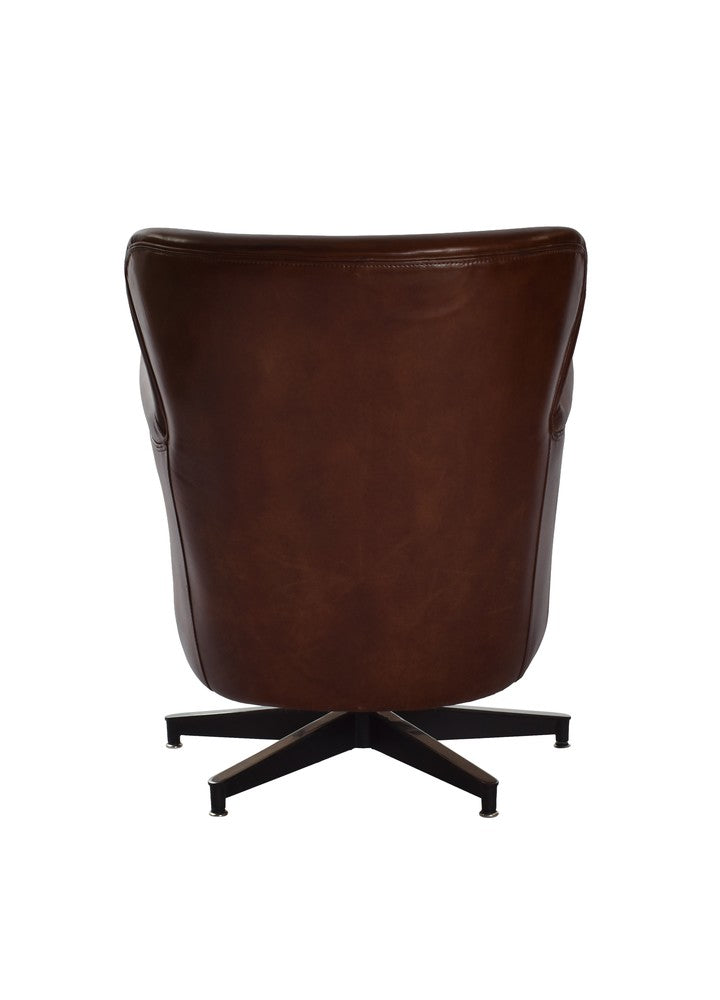 Cigar Swivel Armchair