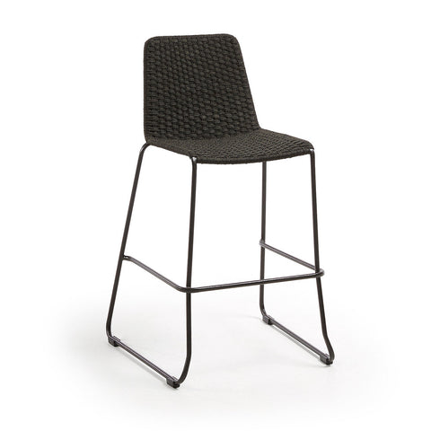 Hayman Side Table/Stool Black
