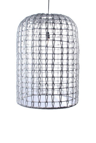 Whitsunday Rattan Pendant Shade White