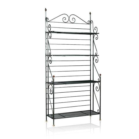 Lyon Wrought Iron Bakers Stand Medium