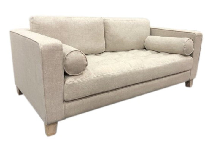 Hunter Sofa Linen Mignon