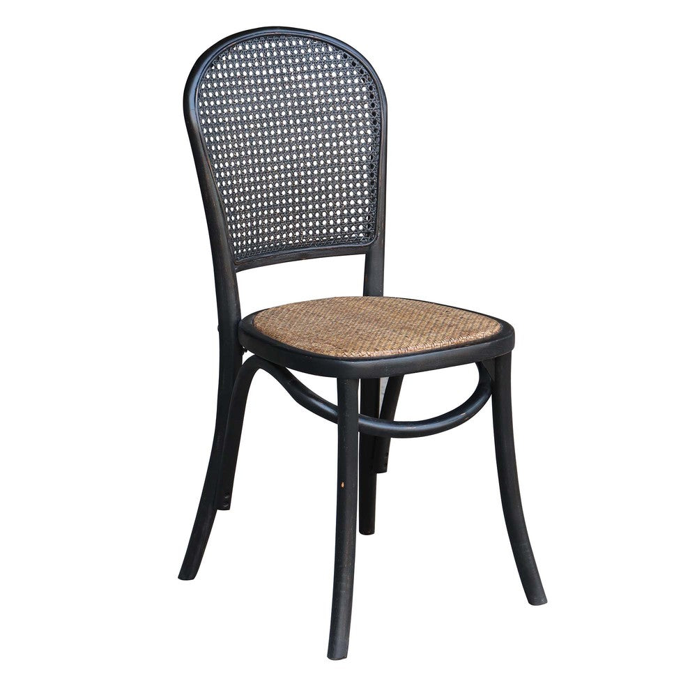 Marcel Provincial Chair Black