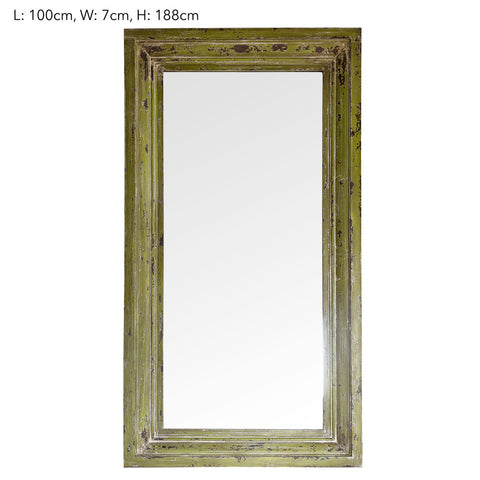 Evergreen Garden Mirror