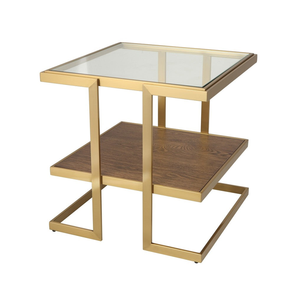 Pearce 2 Tier Side Table