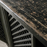 Cullen Sideboard Distressed Black