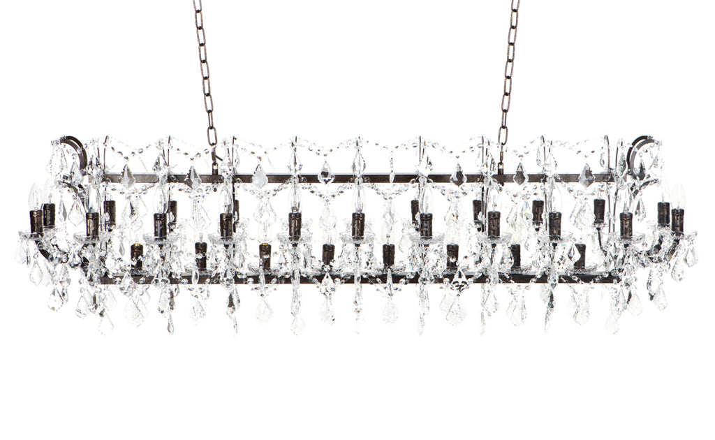 Waldorf Chandelier 30 Arm