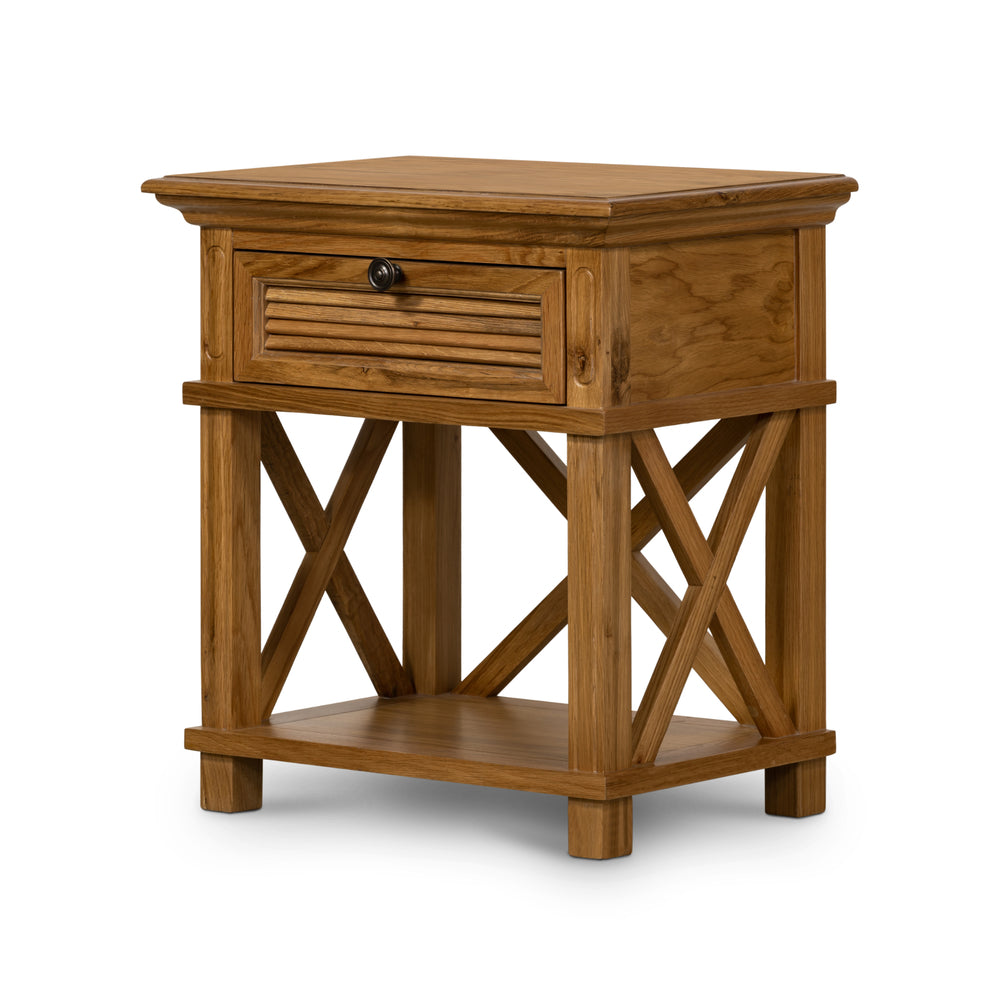 Henley Side Table Natural
