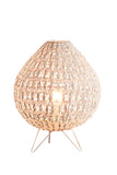 Cocoon Large Table Lamp White