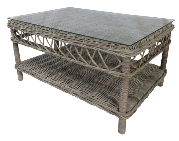 Grenada Coffee Table Kubu Grey