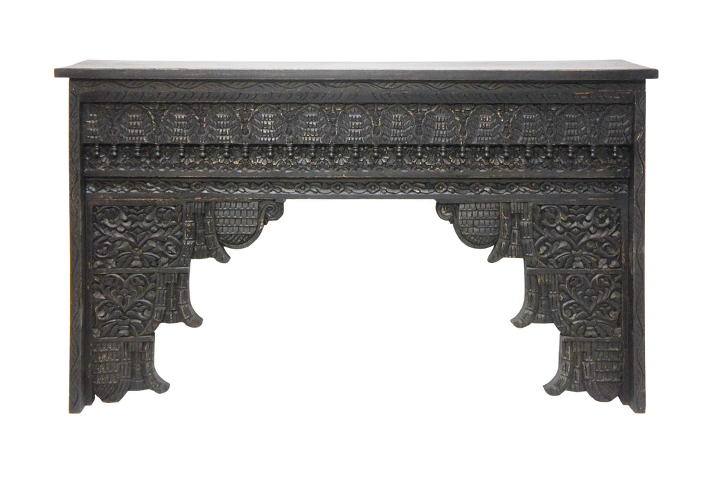 Jaja Console Table Black