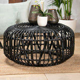 Dominica Coffee Table Black