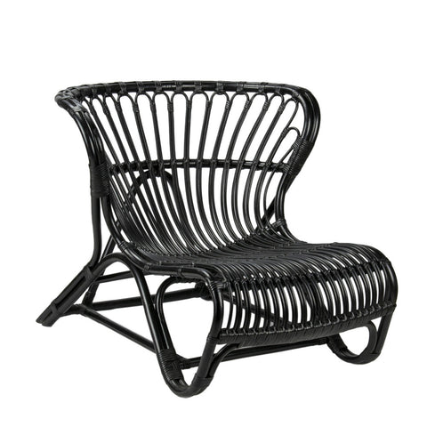 Calayan Occasional Chair Black