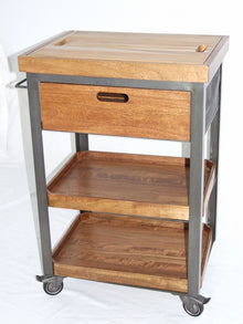 Industrial Butchers Block