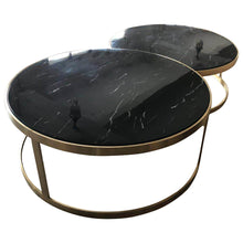 Monique Coffee Table Set Black