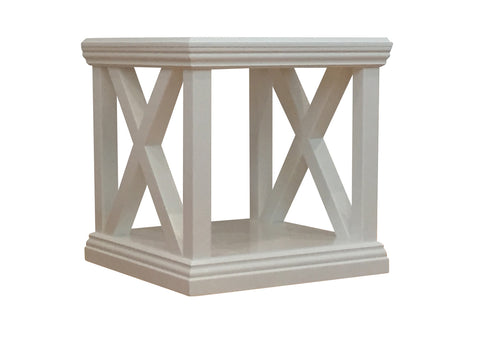 Sag Harbour Indoor Console Table with Timber Top