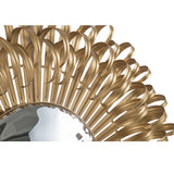 Lion Mirror Gold