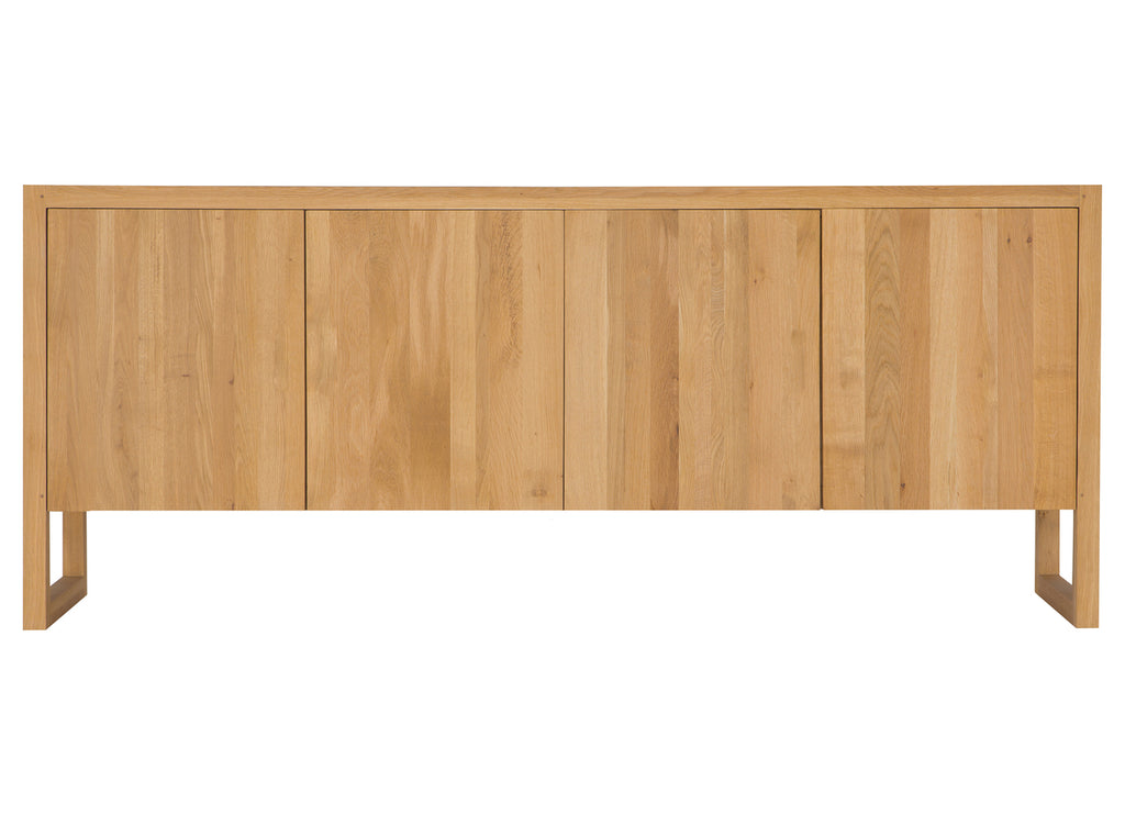 Strand Buffet Oak Natural