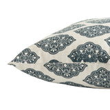 Balveer Tuli Navy Cushion