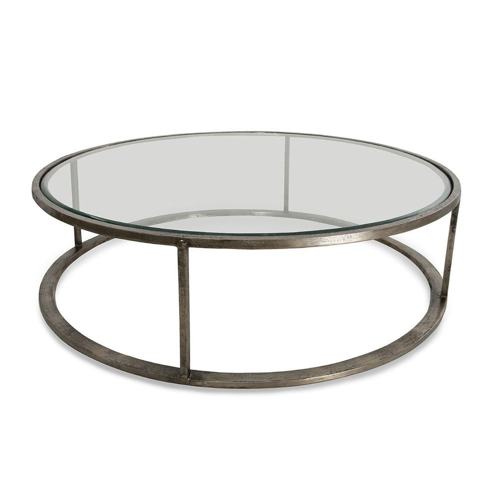 Belmond Pewter Coffee Table Large