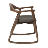 Hans Rocking Chair Walnut