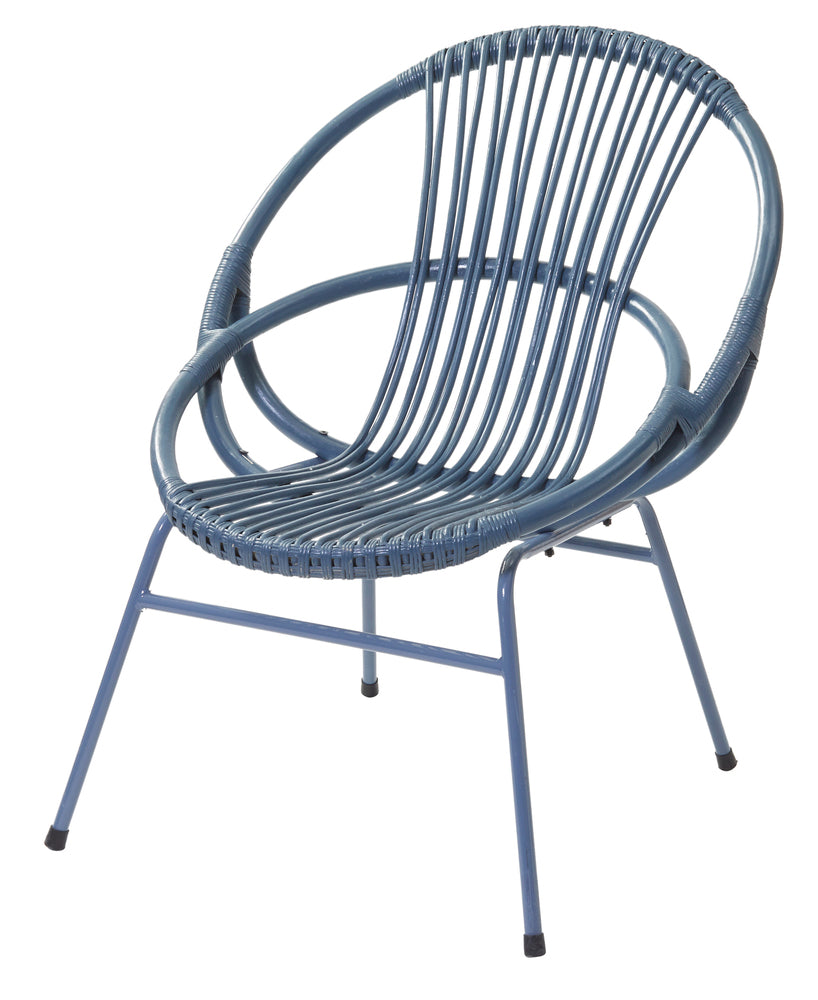 Komune Chair Denim Blue