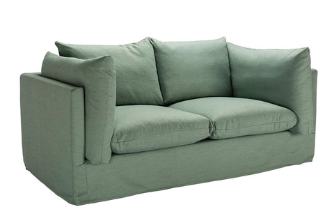 Ella 4 Seater Sofa Grey