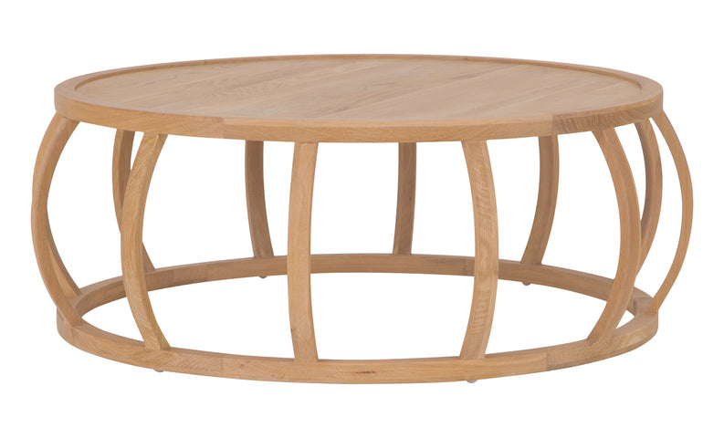 Crabo Coffee Table Oak Natural
