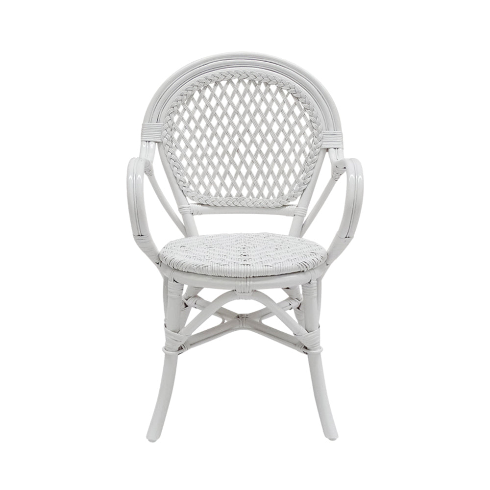 Samara Chair White