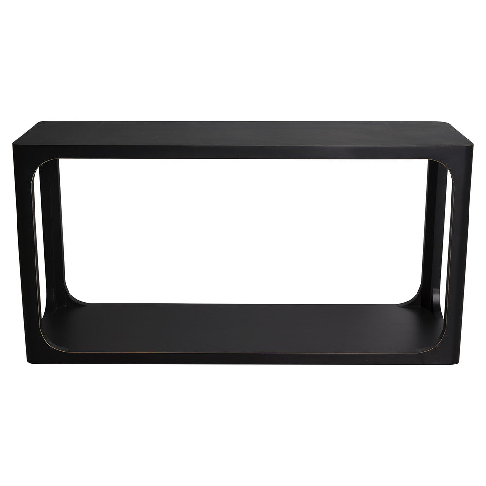 Hudson Console Table Black