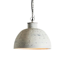 Steedman Small Pendant White