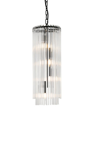 Marvel Chandelier Long Black