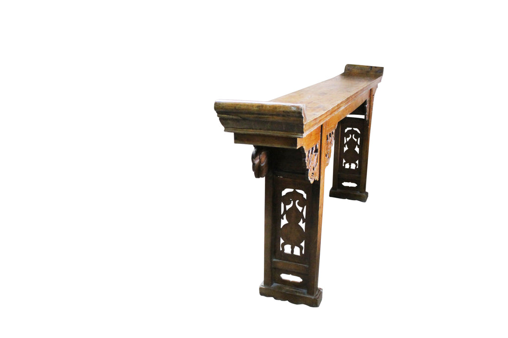 Shanxi Entry Table