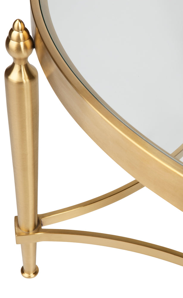 Jacques Coffee Table Gold