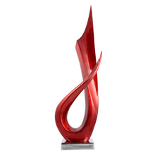 Zenith Sculpture Red Ember