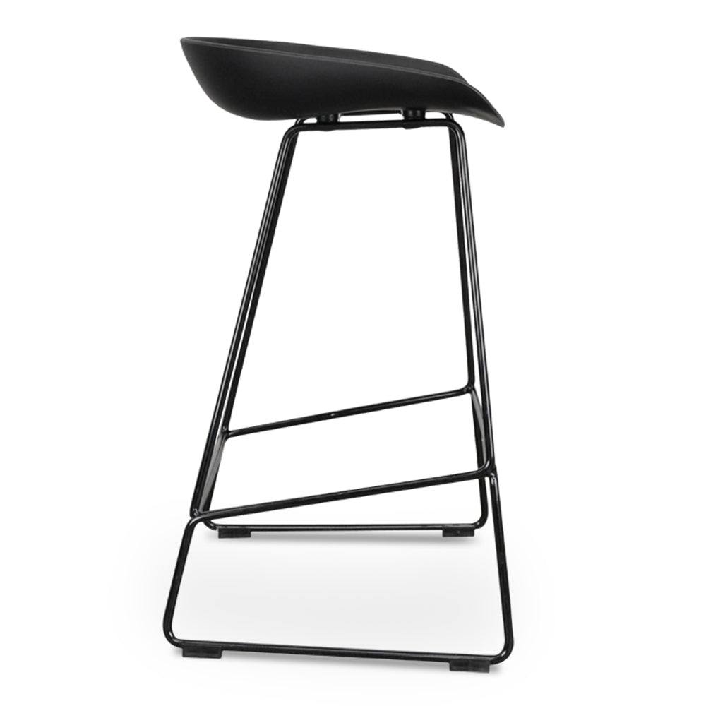 Scott Counter Stool Black