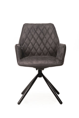 Bocage Club Chair Charcoal