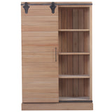 Sanderson Kitchen Cupboard Vintage Birch