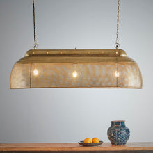Factory Brass Pendant Long