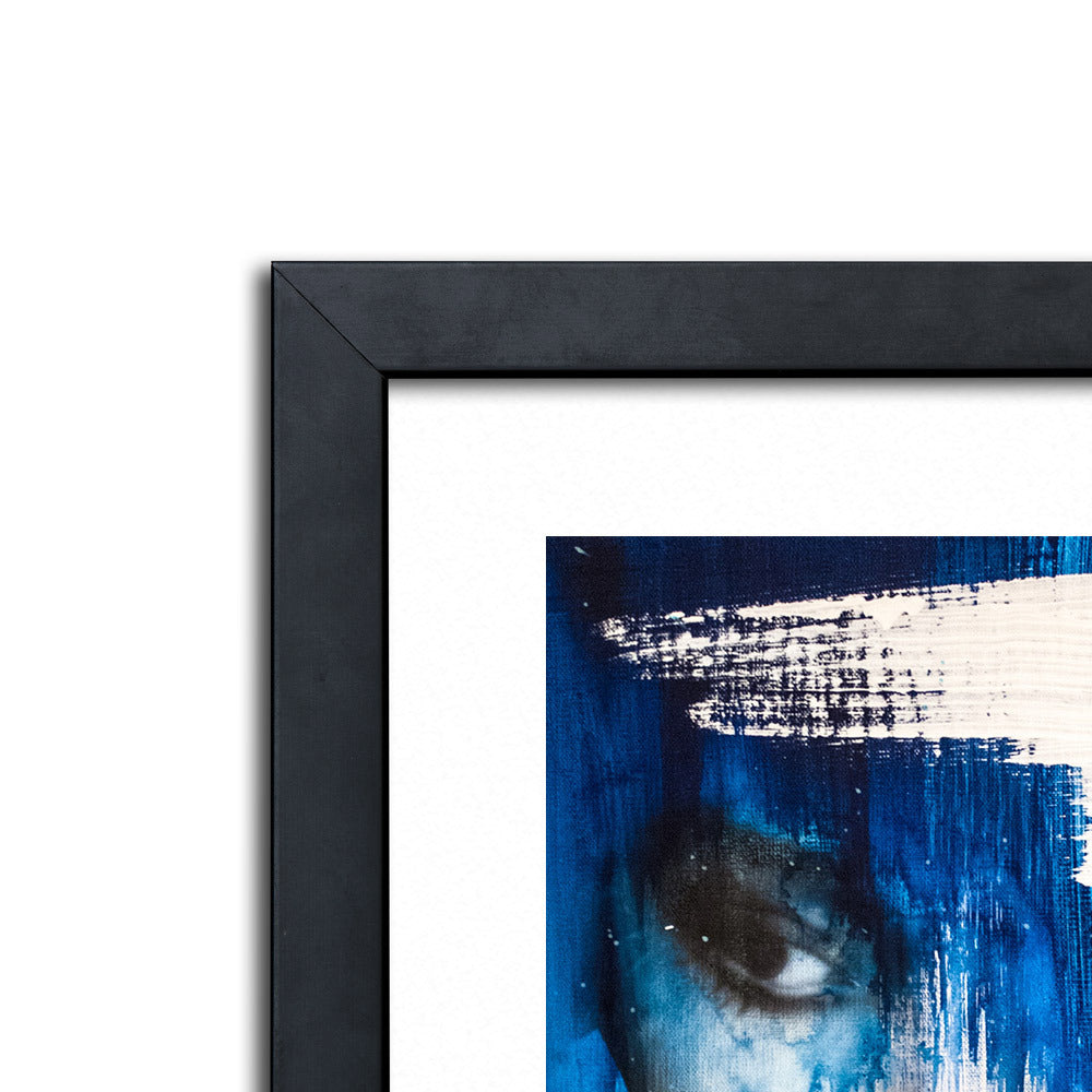 Indistinct Framed Photographic Print
