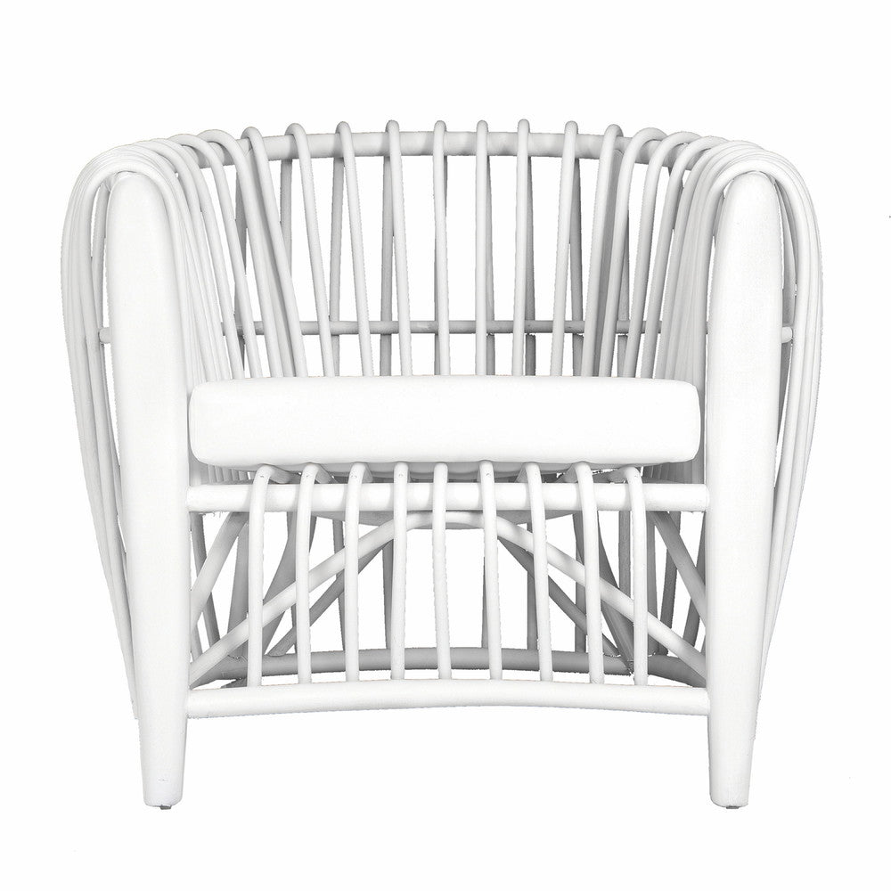 Cocoa Tub Chair White