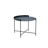 Edge Table Black Medium