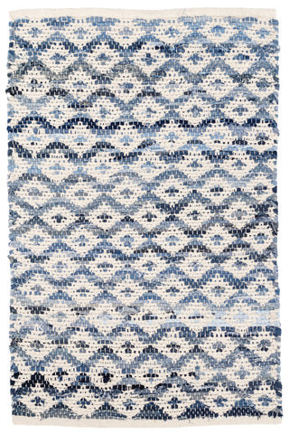 Darlington Diamond Cotton Rug
