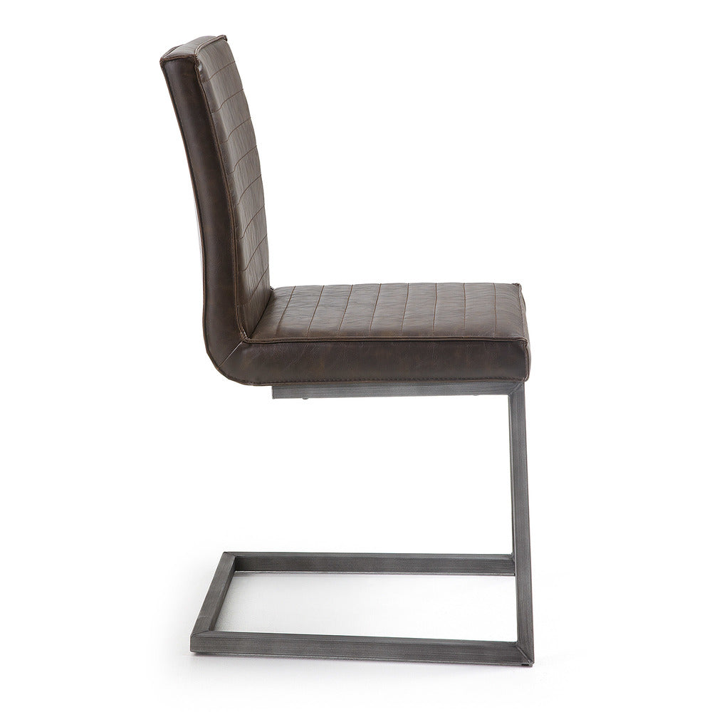 Orsino Dining Chair Dark Brown