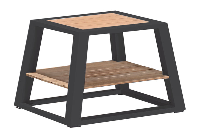 Bocage Side Table Charcoal