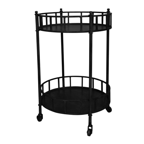 Winston Two Tier Bar Cart