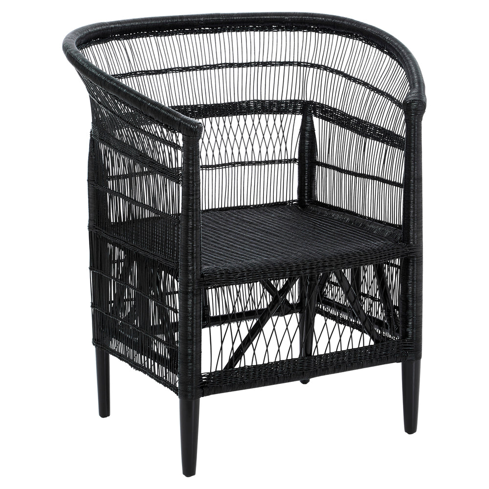 Nyanga Rattan Armchair Various Colour Options