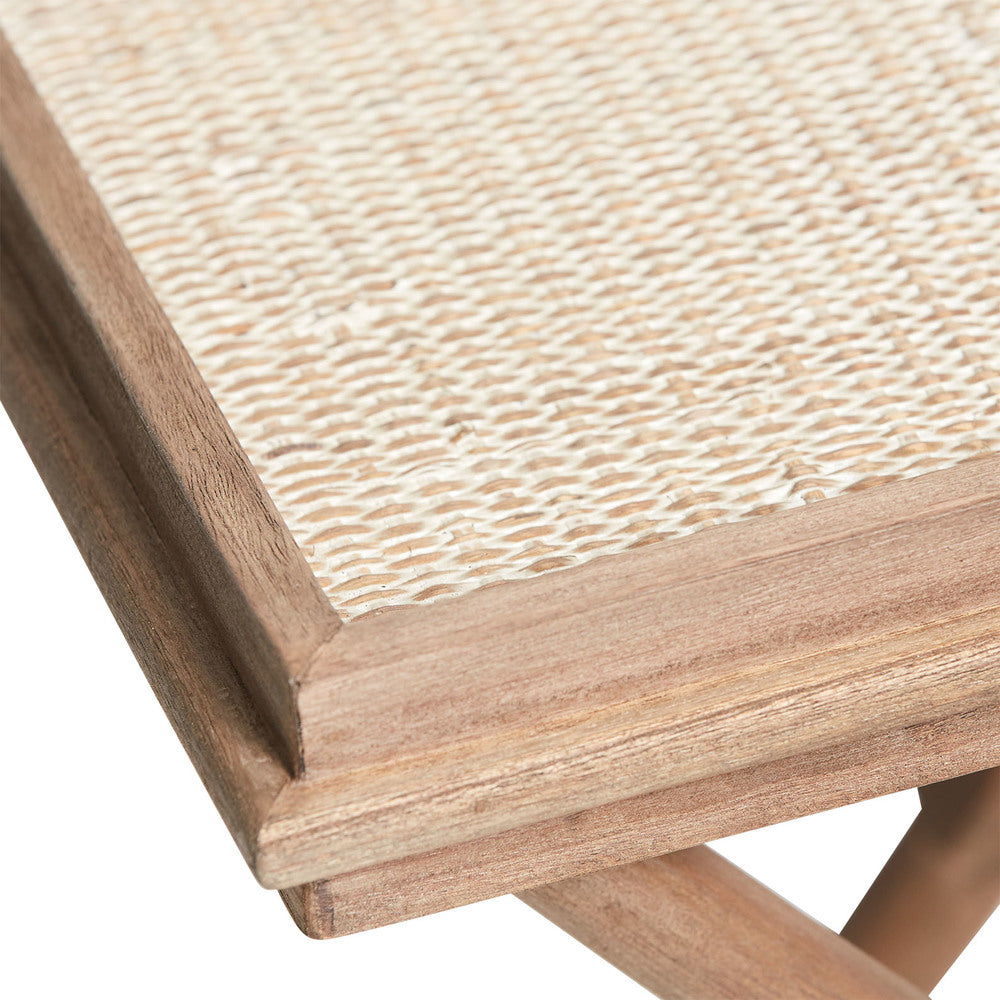 Tanjong Rattan Tray Table